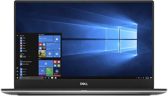 Dell XPS 7590 15 Inch 4K Video Editing Laptop