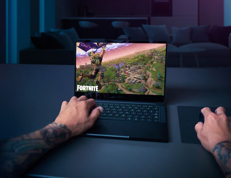 Gaming on 2019 Razer Blade Stealth