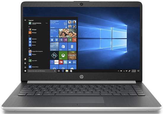 HP 14-df0020nr best laptops under 400 dollars