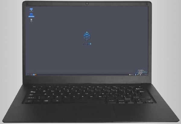 Pinebook Pro - best cheap laptop for linux