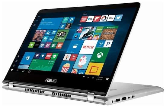 ASUS Q405UA - best convertible laptop under $600