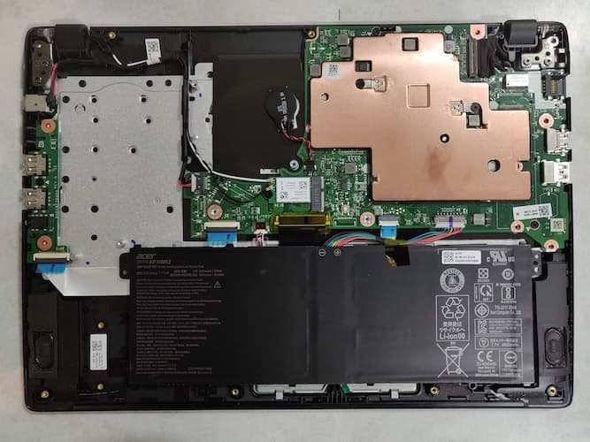 Acer Aspire 1 A114-32-C1YA - Internal Design