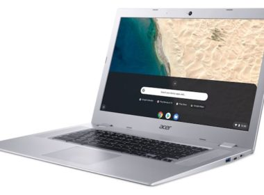 AMD A-Series Processor Powered Chromebook