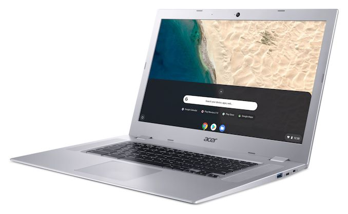 AMD A-Series Processor Powered Chromebook