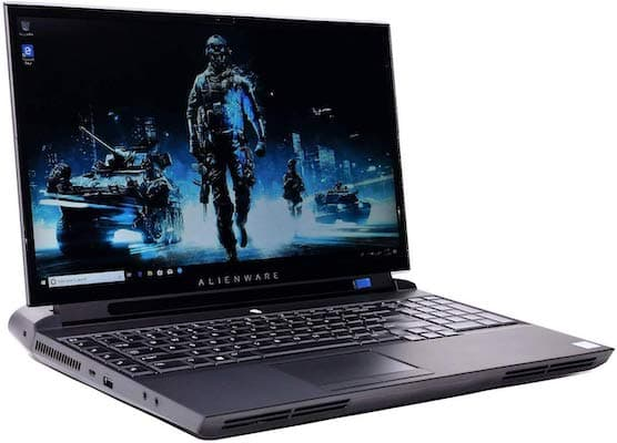 Alienware Area 51M 17-inch Desktop Replaceable Gaming Laptop