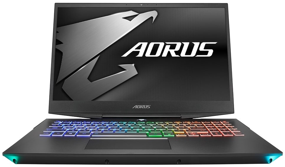 Gigabyte Aorus 15 with RTX GPUs and Microsoft Azure AI