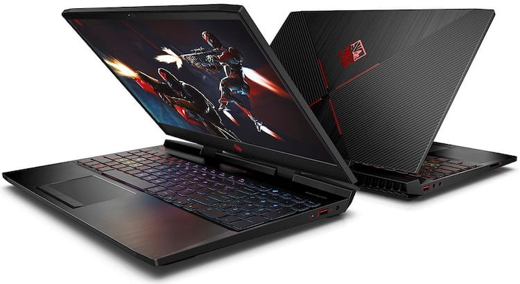 HP-Omen-15-2019 with 240Hz Display