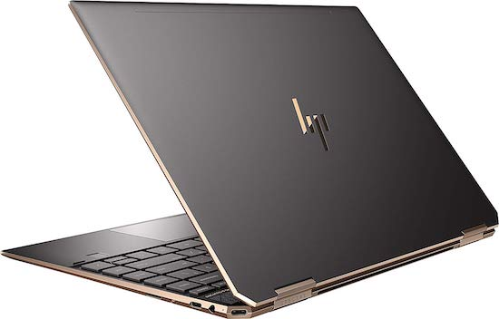 HP Spectre x360 13-inch 2-in-1 Laptop 2019