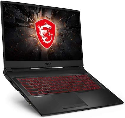 MSI GL75 9SEK-056 - best 17 inch gaming laptop