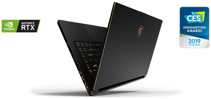 MSI's All New RTX Gaming Laptops at CES 2019