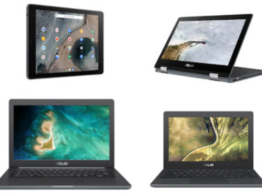 New ASUS Chromebooks Launched CES 2019