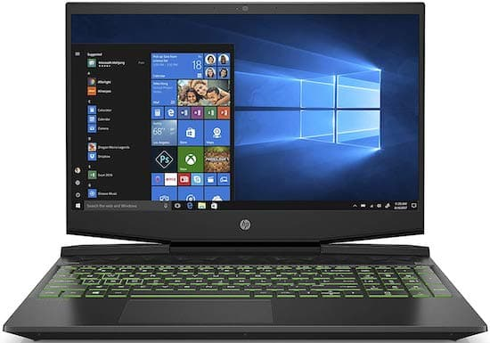 HP Pavilion 15-ec1073dx Gaming Laptop