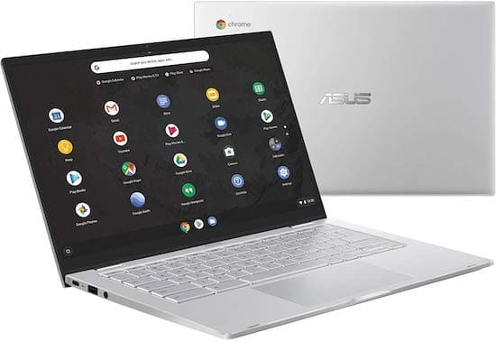 ASUS Chromebook C425 - best 14 inch chromebook