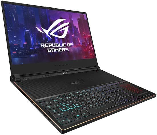 ASUS ROG Zephyrus S GX531GW 15.6 Inch Full HD Gaming Laptop