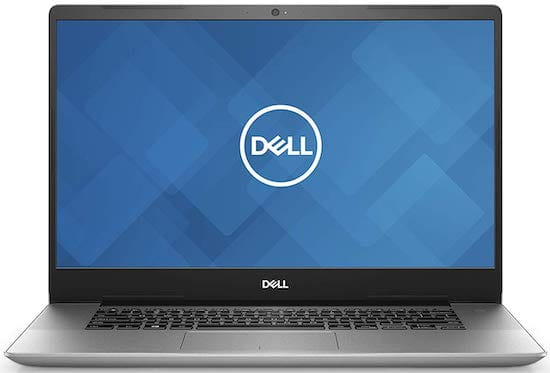 Dell Inspiron 15 5580 touchscreen laptop with i5 processor