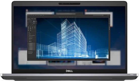 Dell Precision 3541 - best budget workstation laptop for students