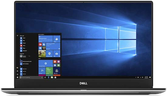 Dell XPS 15 best i7 processor laptop
