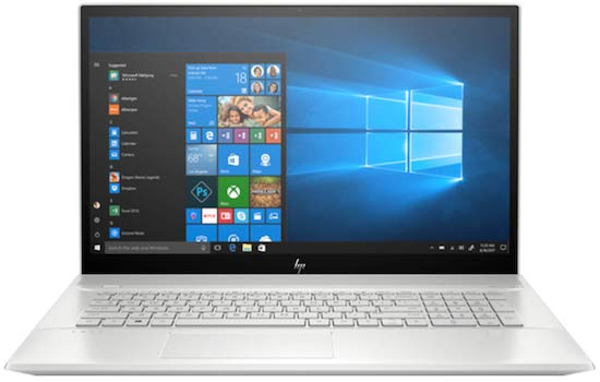 HP Envy 17t 17.3-Inch Budget Intel Core i5 Processor Laptop