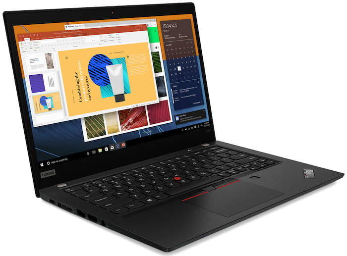 Lenovo ThinkPad X390 Launched at MWC 2019
