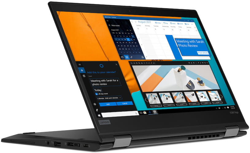 Lenovo ThinkPad X390 Yoga - MWC 2019