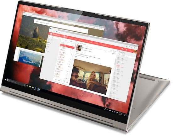 Lenovo Yoga C940 - best 2 in 1 laptop under $1000