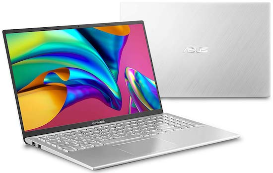ASUS VivoBook 15 Lightweight Notebook Under $600 for Students