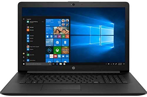 HP 17 High performance - best 17 inch gaming laptop under $500