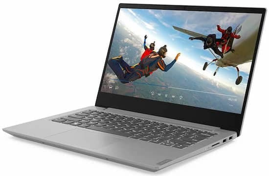 Lenovo Ideapad S340 best laptops for gaming under 500 dollars