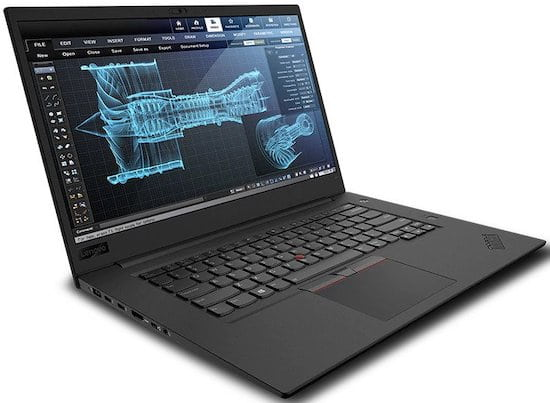 Lenovo ThinkPad P1 - best laptop for engineering students