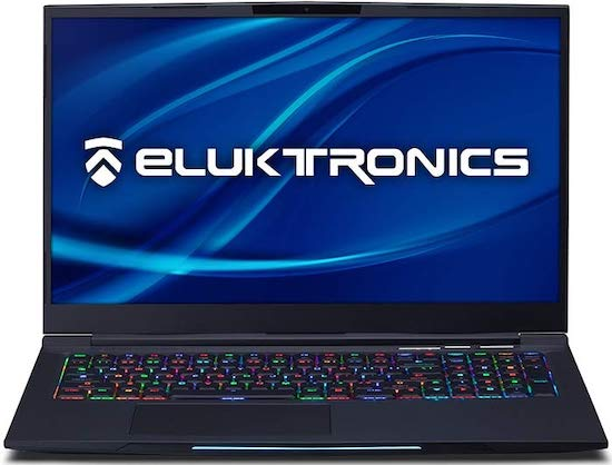 Eluktronics Mech 17 Gaming Laptop