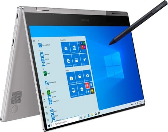 Samsung Notebook 9 Pro 13 with S Pen for designing
