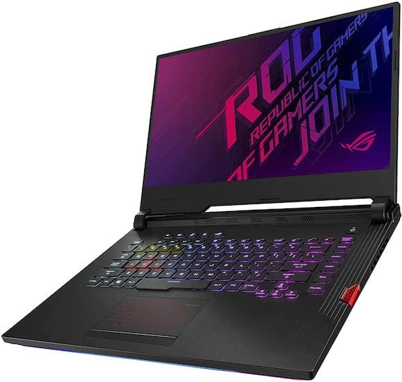 "ASUS ROG Strix Hero III 17"" - best desktop replacement laptops of 2020"