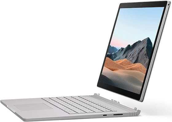Mircosoft Surface Book 3 - Best Intel Core i7 Processor Laptops