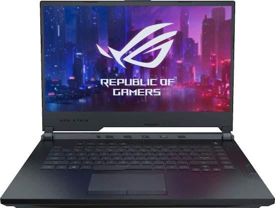 ASUS ROG G531GT - best gaming laptops under 1000 dollars