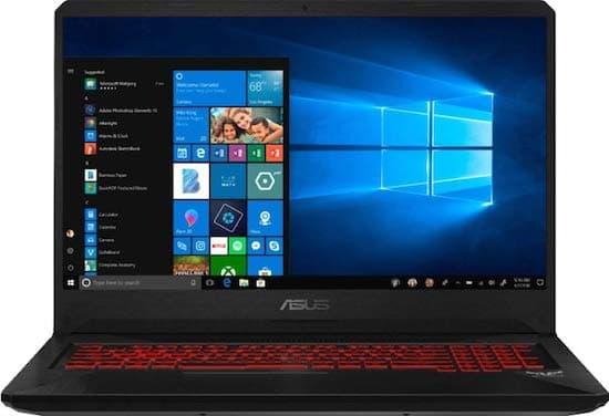 ASUS TUF FX705GM 17-inch Laptop