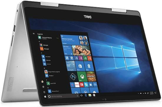 Dell Inspiron 15 7586 Best Convertible Laptop Under $700