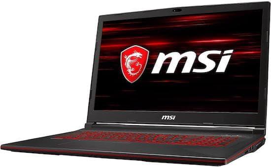 MSI GL73 Gaming Laptop Under $1000