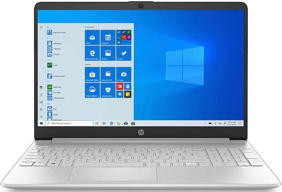 HP 15-dy1036nr - best i5 laptop under $500