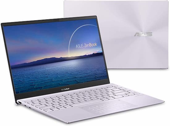 Asus Zenbook UX325JA-AB51 ultrabook with i5 processor
