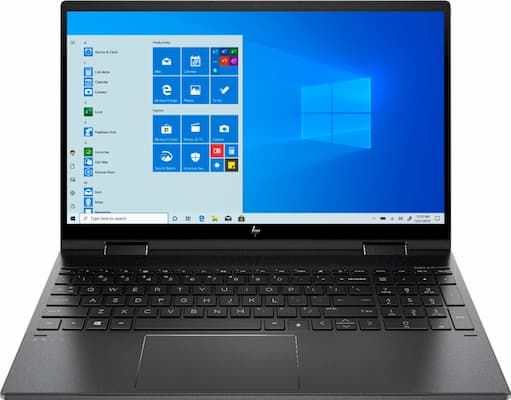 HP ENVY x360 15 Inch Convertible Laptop