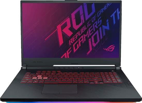 ASUS ROG Strix G731GU 17-inch Gaming Laptop