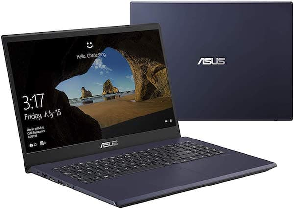 ASUS VivoBook K571 - Best Lightweight Gaming Laptop Under $1000