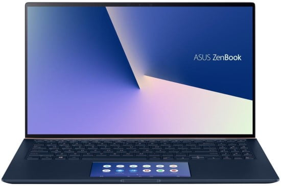 ASUS-ZenBook-15-4K-i7-Touchscreen-Laptop-For-Designing