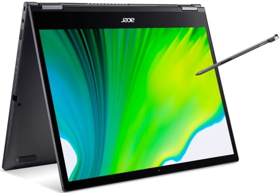 Acer Spin 5 - Convertible Laptop with i7 Processor Under $1000