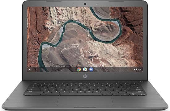 HP chromebook 14 - best laptop under 200 dollars
