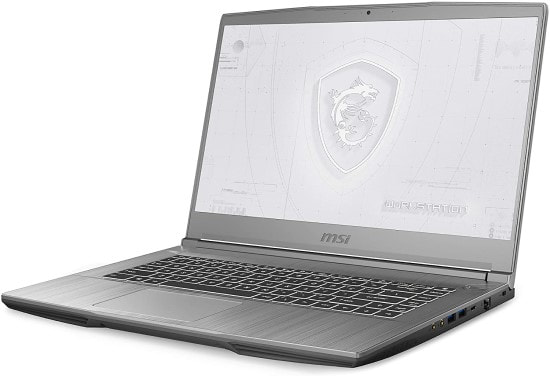 MSI WF65 10TI-444 High Performance i7 Workstation Laptop