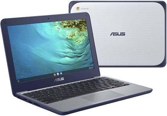 ASUS Chromebook C202XA 11.6- Rugged Laptop