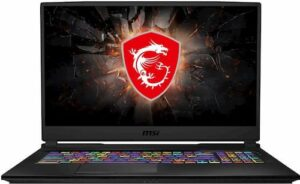 MSI GL75 Leopard Affordable 17-inch Video Editing Laptop