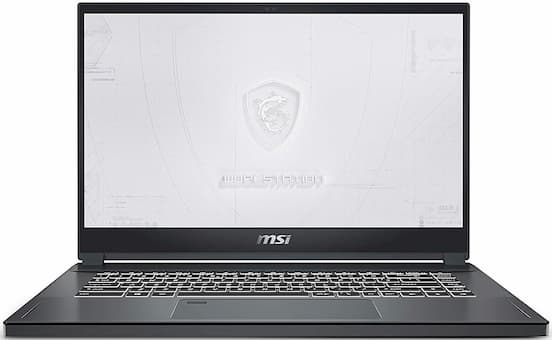 MSI WS66 Workstation Laptop for Video Editing