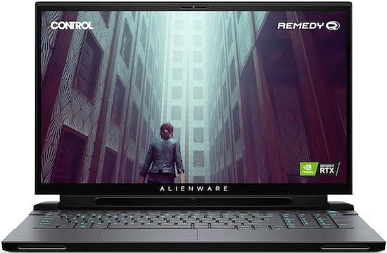 Alienware m17 R3 17-inch Gaming Laptop